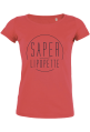 Organic Scoop Neck T-shirt